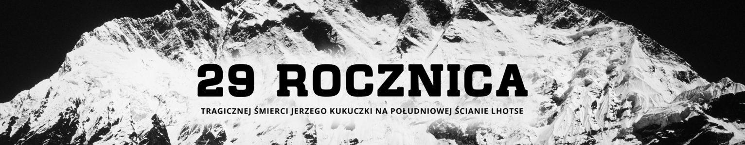 29 Rocznica śmierci Jerzego Kukuczki