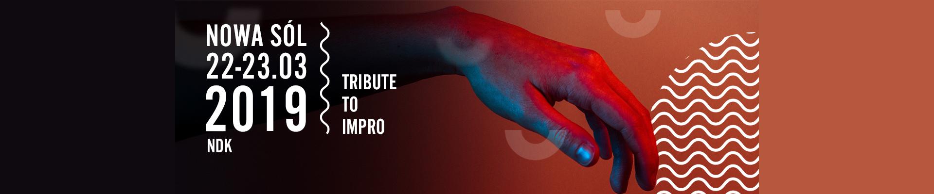 """22-24.03.2019 Zapraszamy na spektakl """"Out of structure"""" na Strefie Ruchu w Nowej Soli!"""