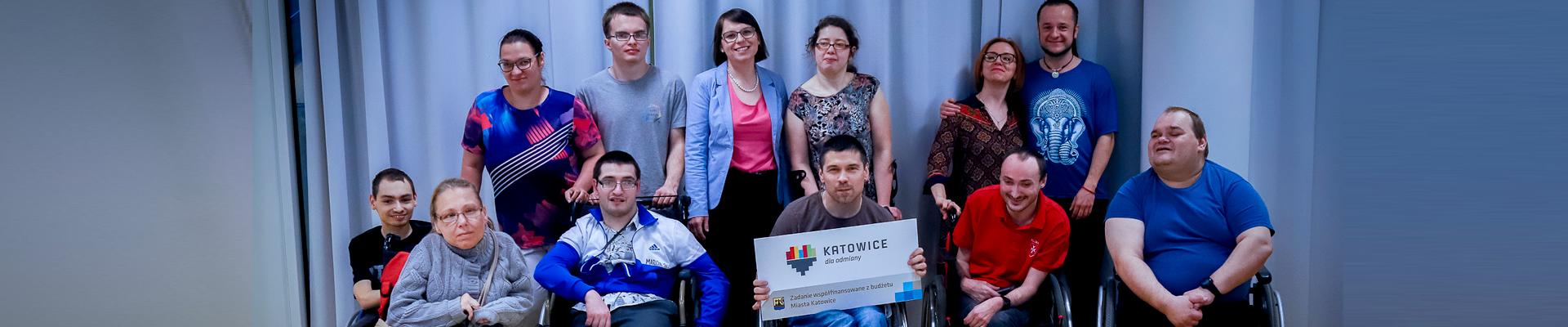 Efekty naszej weekendowej pracy! Warsztaty SEE THE SOUND na poziomie podstawowym dla grupy osób niepełnosprawnych.