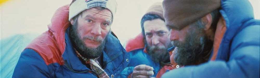 40. rocznica pierwszego zimowego wejścia na Mount Everest !